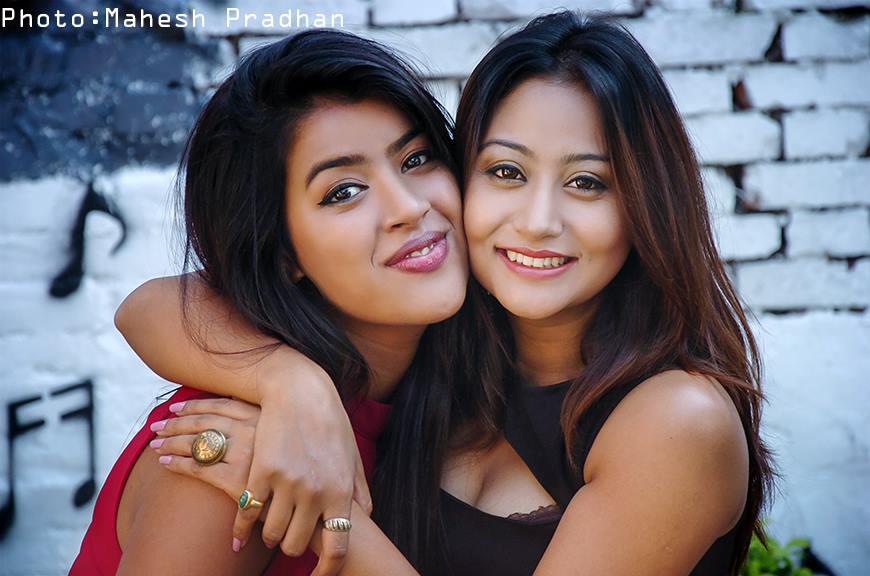 Ashishma Nakarmi Rista Basnet Dashain