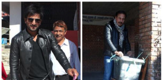Jiwan Luitel and Bhuwan KC Nepal Votes