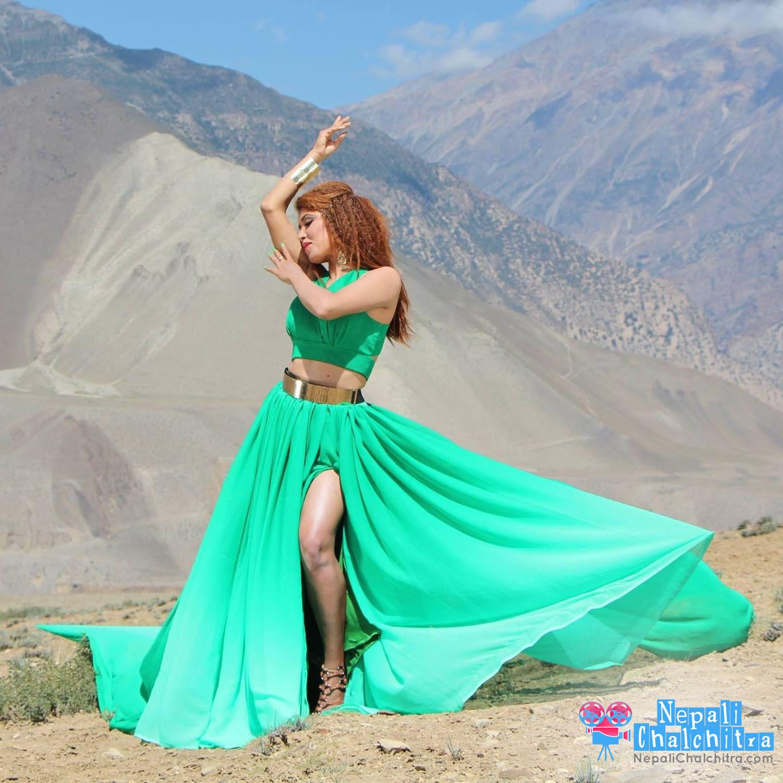Prem Geet Movie Pooja Sharma Beautiful Hot