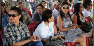 Rekha Thapa and Karishma Manandhar at Football Match in Pokhara 1