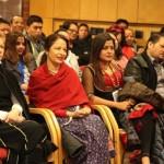 Rekha Thapa in USA cultural Program