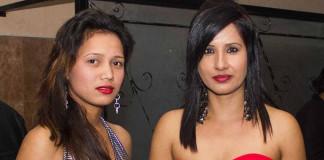Shuvechchha Thapa tiger movie Miss Nepal